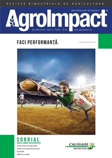 Revista AgroImpact Nr. 16  IUL/AUG