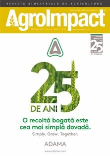Revista AgroImpact Nr. 21  MAI-IUNIE